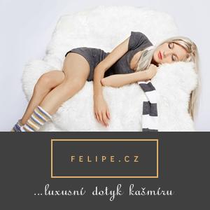 Felipe.cz - Luxusní dotyk kašmíru